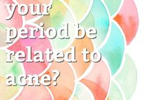 All About Periods / Because your period is one of the most important aspects of your health!