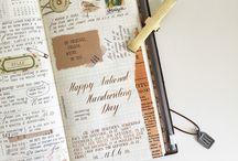 Midori Travelers Notebook