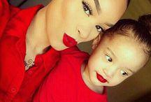 Mommy & child
