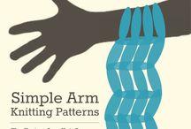 Chunky /Arm knitting