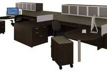 Filing Cabinets & Office Storage / The staple of all well organized office spaces, a variety of storage solutions to perfectly fit your needs.