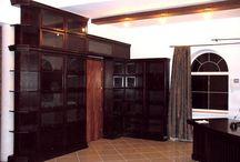 Кабинет / Мебель для кабинета от компании Александров&КО www.aleksandrovco.ru