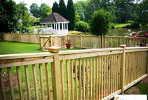 Traditional Picket Fences / by Fence Workshop™
