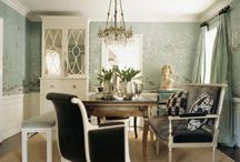 Fine Dining & Living Space / by Shelly Hood