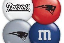 New England Patriots / by Kris Hoffman