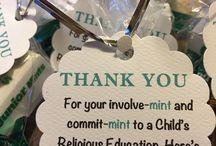 volunteer gifts