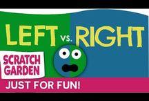 Teaching--Left/Right