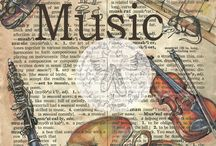 music in art / Doing a term on music in art so looking for inspiration to take me out of my box.