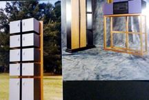 Designs Unlimited & Furniture Design Lab / Photo's of furniture designed and made in the last 32 years