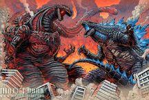 Shin Gojira vs Godzilla