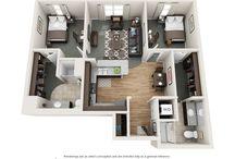 Latitude Floorplans / Pick the floorplan that fits your needs!