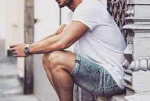 Summer Style | Men / Fashionable outfits for men to wear during the summer / Conjuntos para que los hombres usen durante el verano
