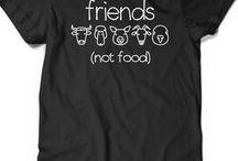Vegetarian / Vegetarian clothes