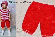 Pantalones tejidos :D