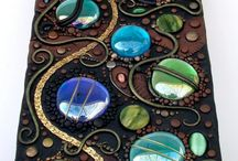 INSPIRATION - POLYMER / by Annette-m Farquhar