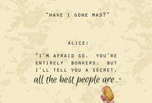 ALICE IN WONDERLAND / Entre mis favoritos ...