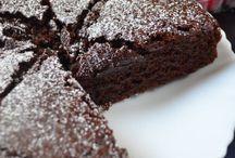 Eggless Choco cakes