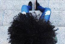 Hair journey / Healthy hair growth and hair styles