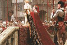Royal Romantic Paintings
