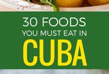 Cuba Travel / Cuba travel inspiration and advice for traveling to Cuba. What to eat, where to stay, what to do, and what to pack for your Cuba holiday or vacation.