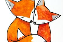 kettu, fox