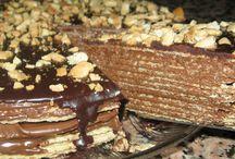 RECETAS DE POSTRES / Flanes, tartas, rosquillas, pastas y un largo etc...