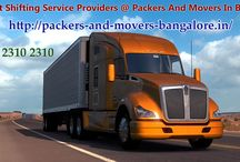 Services Offers By Packers And Movers Bengaluru; Lay On Unbelievable Ranges