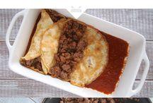 Enchiladas paleo