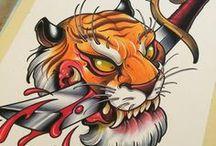 tiger'nife