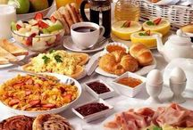 Continental breakfasts