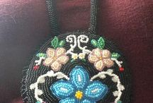 Beaded and Quilled Medallions and Sets / by Angela Teboe