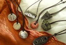 Handcrafted Jewellery  / A collection of jewellery that was made by artists in Manitoba.  / by WAVE Artists