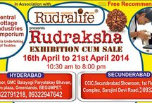 Rudralife Events / Rudralife Events & Exhibitions organised for the awareness of pure & original Rudraksh…!  Rudralife organises numerous events & exhibitions around the major cities of India and all also organise at overseas. We welcome you all towards our exhibition centres organised around the cities in India. We request all our well-wishers to be live on our social media pages, so that you won't miss the opportunity to visit our exhibitions as we may visit your city very soon...!
