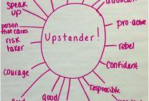 Bystander/ Upstander