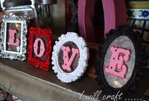 Be Mine / Valentine's Day decor  / by Danna Nelson
