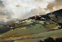 Landscapes / Oils