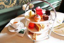 High Tea / High tea Hendrikje in de 17e en 18e eeuwse stijlkamers of het Museumrestaurant van Tassenmuseum Hendrikje in Amsterdam is een feest, met de lekkerste hartige en zoete hapjes.