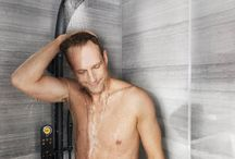 GROHE  Smart Ideas / A forum where creatives, architects and interior designers from all different sizes of companies can share their insights, creative views, and showcase some of their works.  The future of design is technology that puts perfect control in your hands. GROHE's new innovations in showering lets you personalise your shower experience for a bathroom design that's all about you