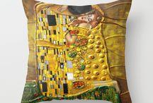 Gustav Klimt / Gustav Klimt's Paintings Art Products
