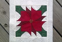 cathederal window table runner patterns