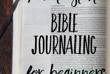 Bijbel journaling uitleg, tabs e.d.