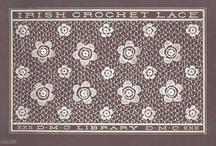 Irish crochet love