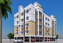 Stepsstone Harisri Bhoomi pooja / Stepsstone Harisri Luxury 60 Apartmetns Located in Chromepet. Check it on Flats in Chromepet.Harisri have 1 & 2 & 3 BHK flats