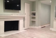 Vinyl Flooring Home Inspiration / Get inspired with these beautiful home designs that use high quality vinyl flooring.