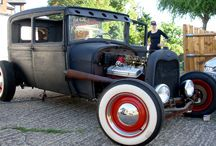 Kick Ass Kustom Cars &Hotrods / Vintage cars, hotrods, bikes, kustom cars,
