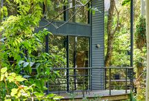 Treehouses around the world / Luxury Adults only retreat