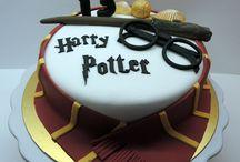 Harry Potter kakkuja