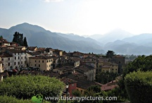 Garfagnana / A mountain region in western Tuscany to the north of Lucca known for the Apuan Alps and its natural beauty
