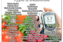 Diabetic Diet / by Megan Hamilton-Curd