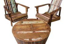 Reclaimed Wood Furnishings